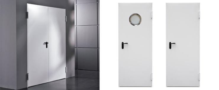 Puertas cortafuegos de roper puertas cortafuegos - Puerta cortafuegos precio ...