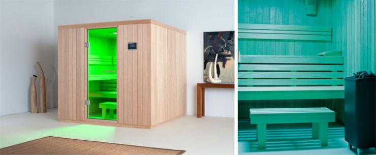 sauna casual de freixanet wellness projects cabina de hidromasaje