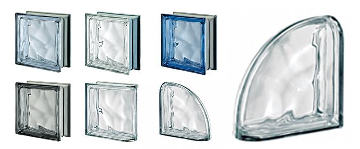 Bloque de vidrio pegasus serie metalizado tabiquer a - Bloque de vidrio precio ...