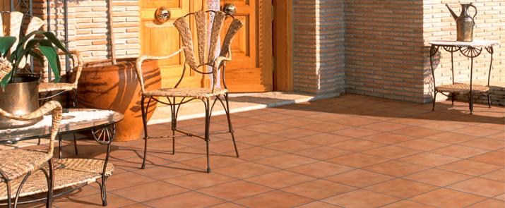 cermica de exterior porcelnico extruido serie barro de terradecor