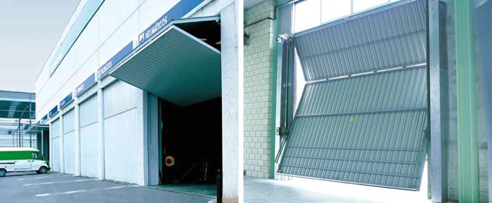 Puertas de garaje basculantes baratas latest puertas - Puertas de garaje baratas ...