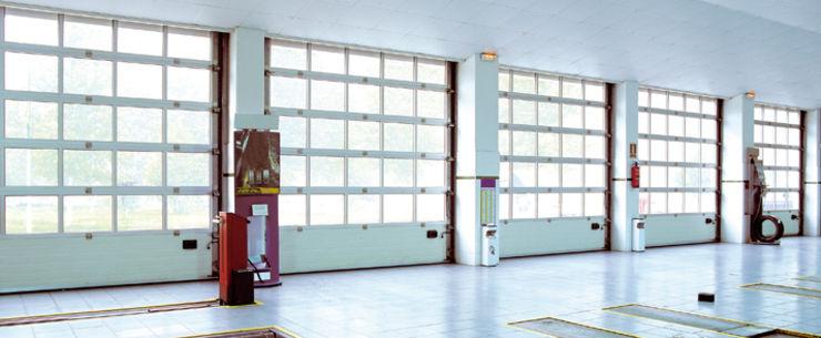 Precio puertas garaje puertas garaje aluminio with precio puertas garaje puertas garaje o - Precios puertas de garaje automaticas ...