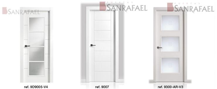 Portes d 39 interior lacades de sanrafael portes interior - Puertas de interior ikea ...